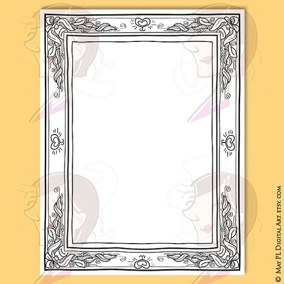 Free Handprint Border Cliparts, Download Free Clip Art, Free Clip Art on  Clipart Library