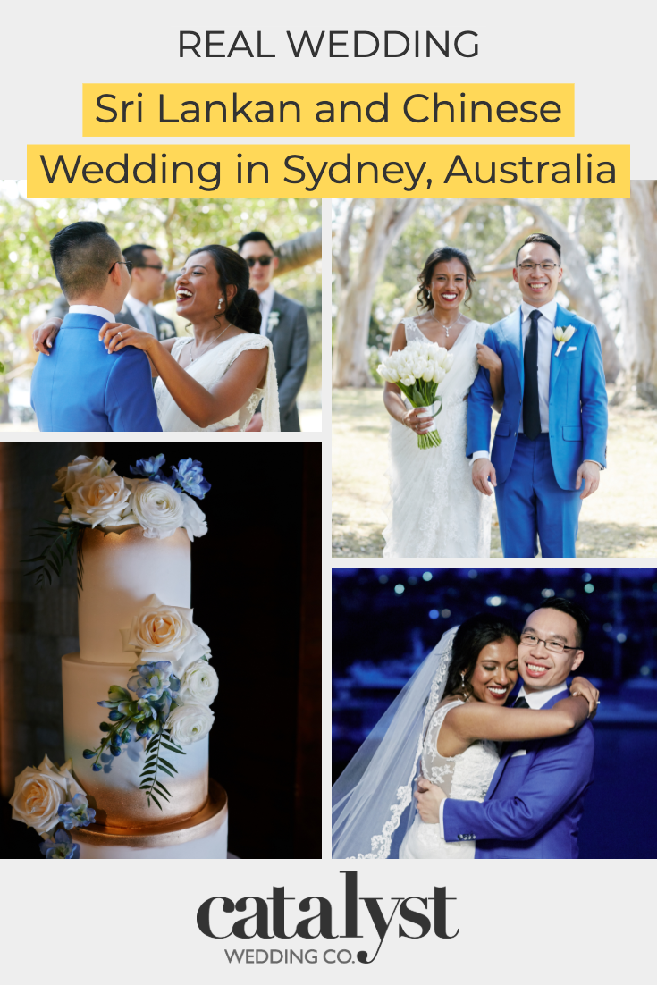 Sri Lankan And Chinese Culture Come Together With A Bit Of Harry Potter Magic In Sydney Australia Hasara Daniel Catalyst Wedding Co Srilankan Wedding Chinese Wedding Wedding