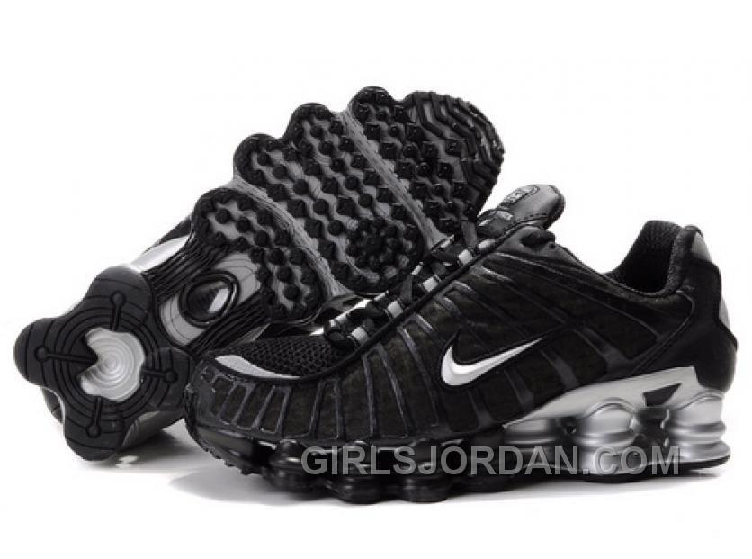 Buy Men\u0027s Nike Shox TL Shoes Black/White/Silver Online from Reliable Men\u0027s Nike  Shox TL Shoes Black/White/Silver Online suppliers.