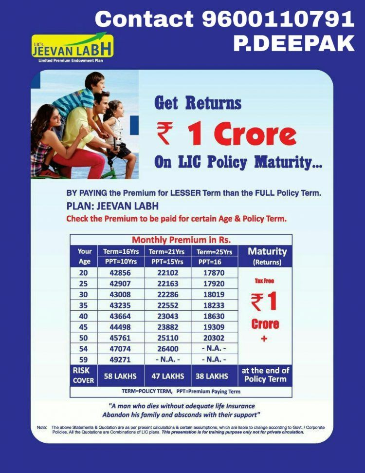 Lic Of India Life Insurance Marketing Life Insurance Quotes