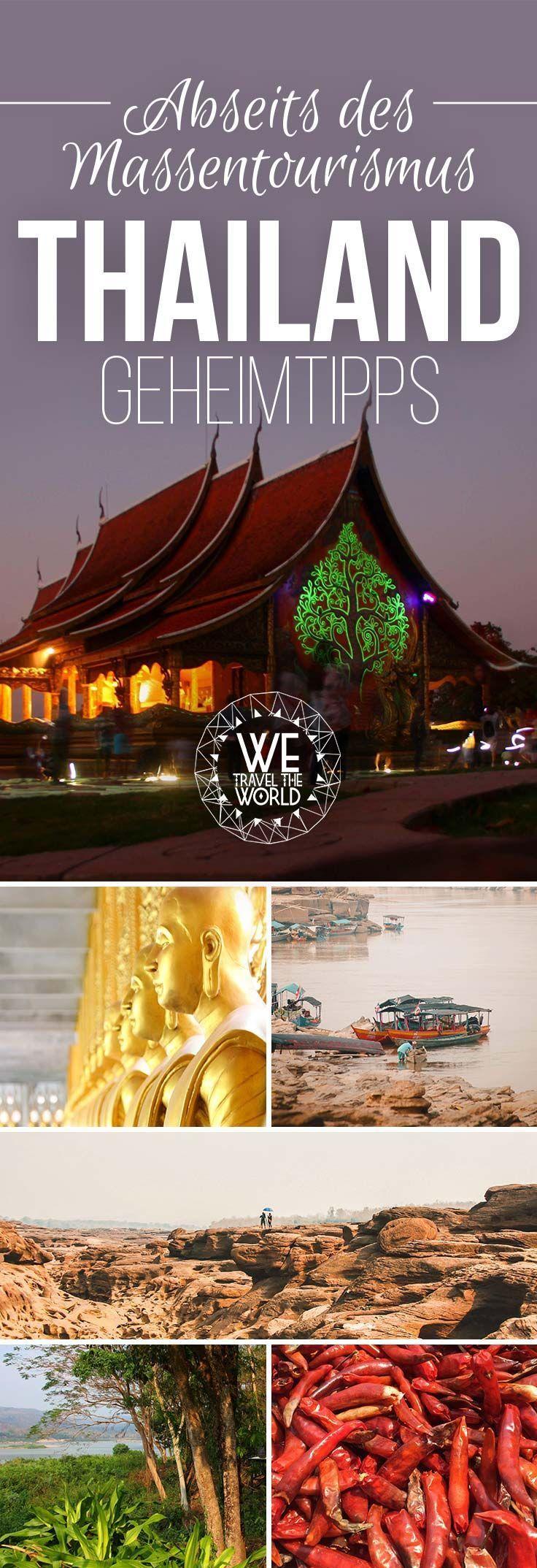 Thailand abseits des Massentourismus: 11 Ecken, die du garantiert noch nicht gesehen hast #backpackingthailand