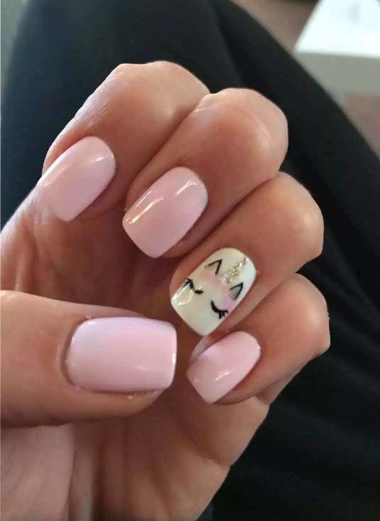 Unique Fashionable Nails Arts Designs 2019 Cute Nails In 2019