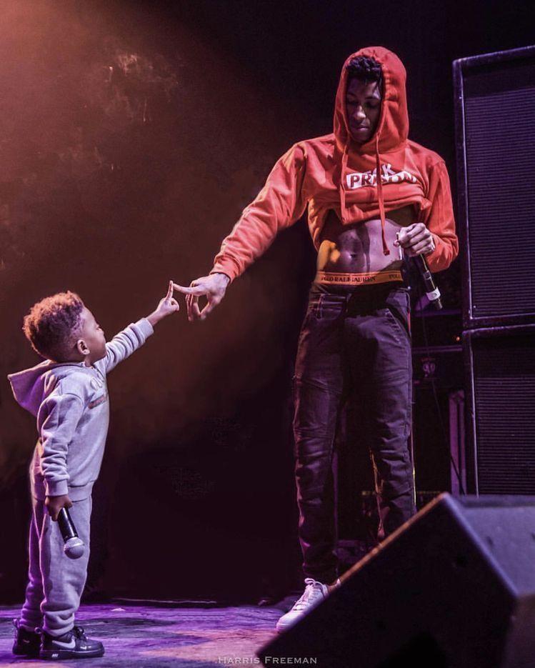 Nba Youngboy Lockscreen Iphone Nba Youngboy In 2020 Nba Baby Fever Nba Baby
