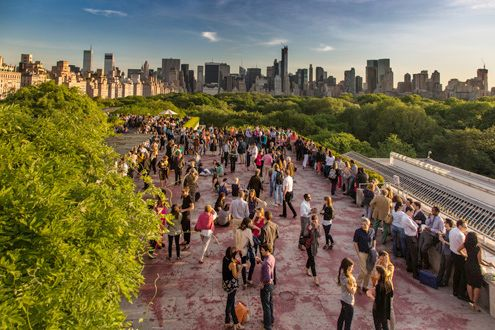 Rooftop View From The Metropolitan Museum With Images Nyc Rooftop Best Rooftop Bars Rooftop