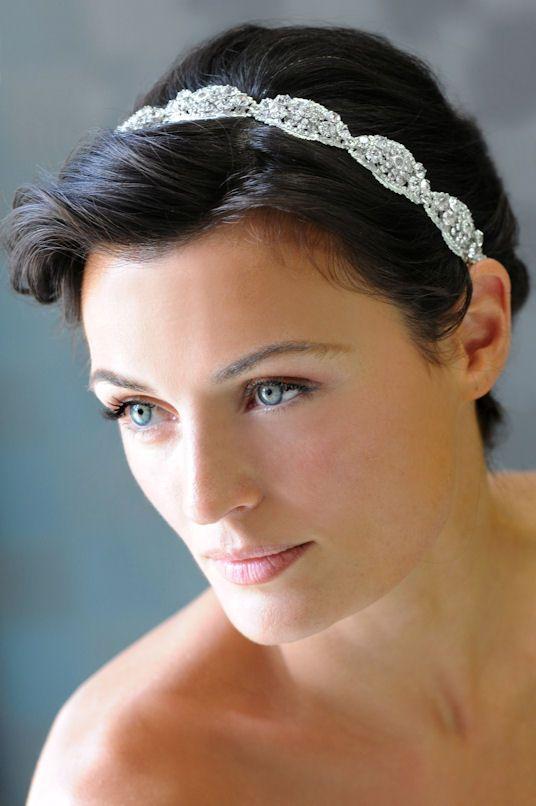 Erica Koesler Medallion Headband $412.50