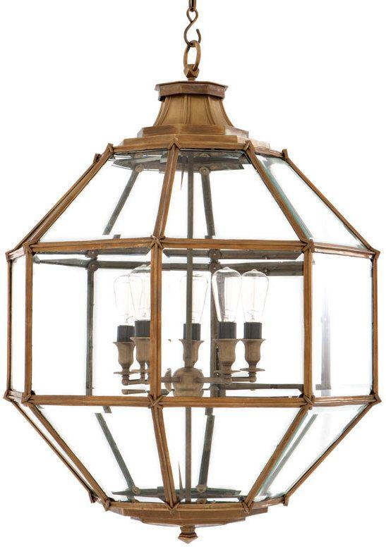 eichholtz owen lantern traditional pendant lighting. Eichholtz Owen Lantern - Antique Brass Large On Shopstyle.com.au Traditional Pendant Lighting X