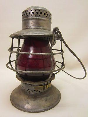 Details about Adlake KERO PRR Pennsylvania Railroad Lantern