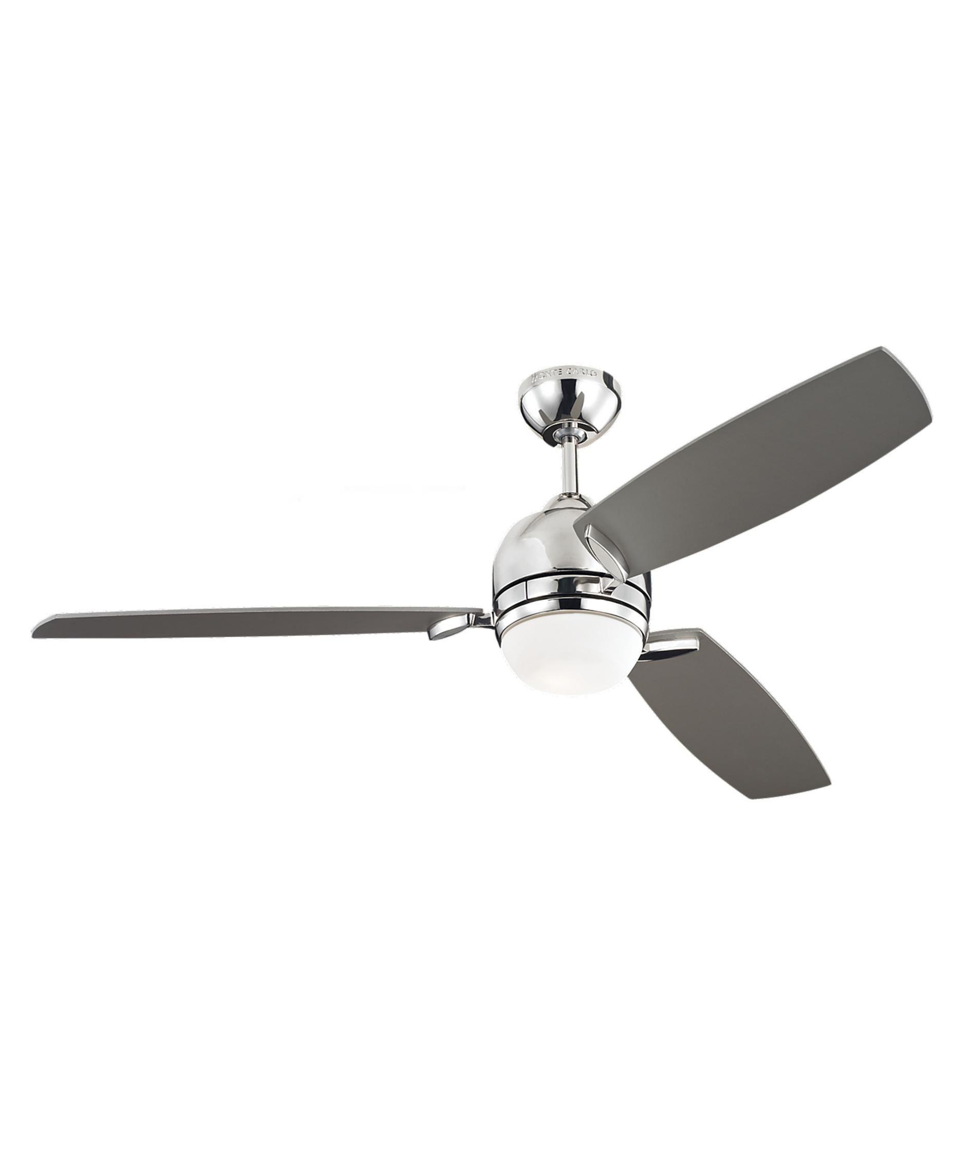 Monte Carlo 3MUR52 Muirfield 52 Inch Ceiling Fan With Light Kit