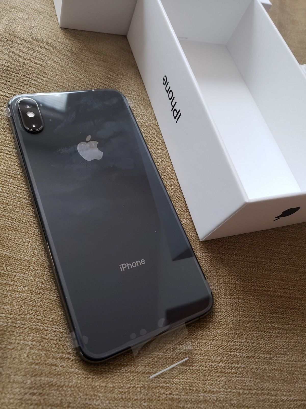 Apple Iphone Xs Max 64gb Space Gray Unlocked By Sim A1921 Cdma Gsm 1000 0 Iphone Xs Max Space Grey Iphone Ipad Wifi Iphone Phone Cases