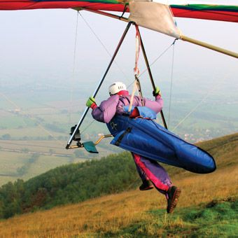 Cloud 9 Living - Learn to Hang Glide Class / You've been