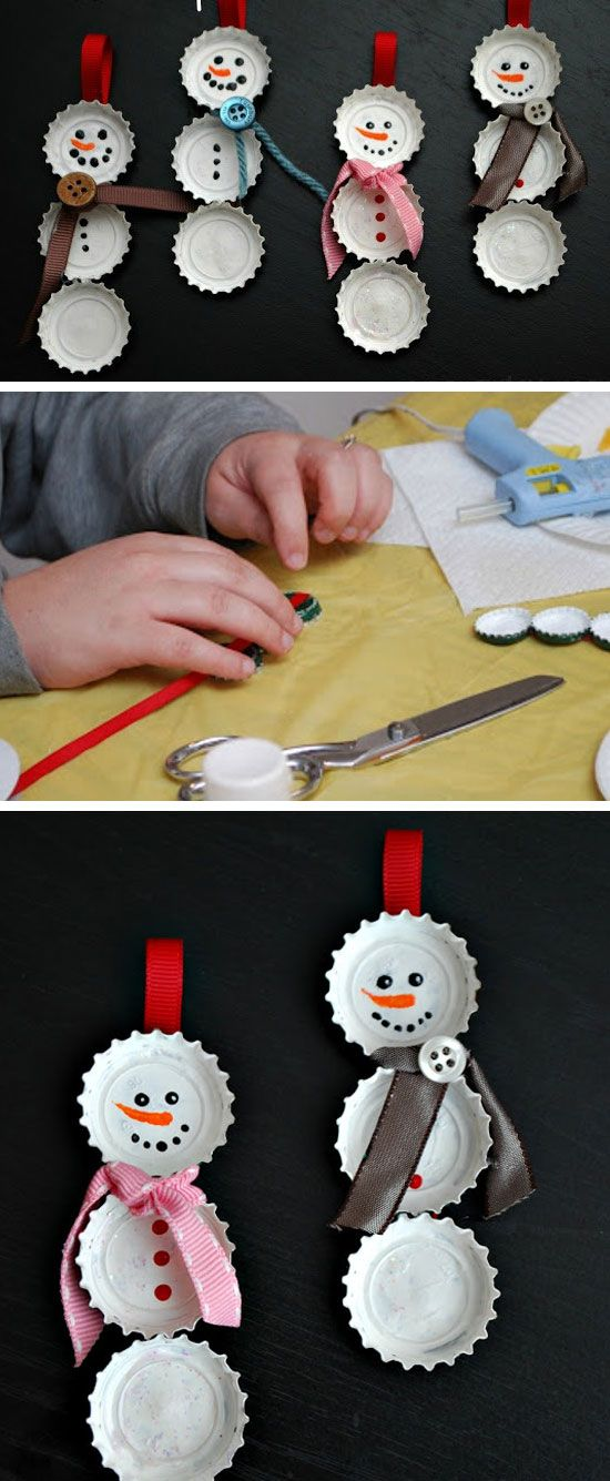 29 DIY Christmas Crafts For Kids To Make