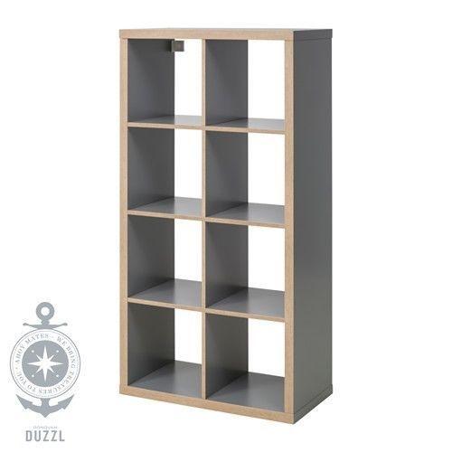 Ikea Kallax Regal In Grau Holzeffekt 77x147cm Raumteiler Expedit Kompatibel Ebay Kallax Regal Ikea Kallax Regal Ikea Regal