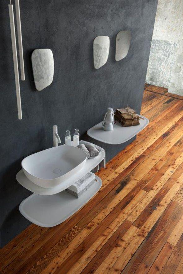 handmade bathtub and basins by falper. progetta il tuo #bagno con ... - Falper Arredo Bagno