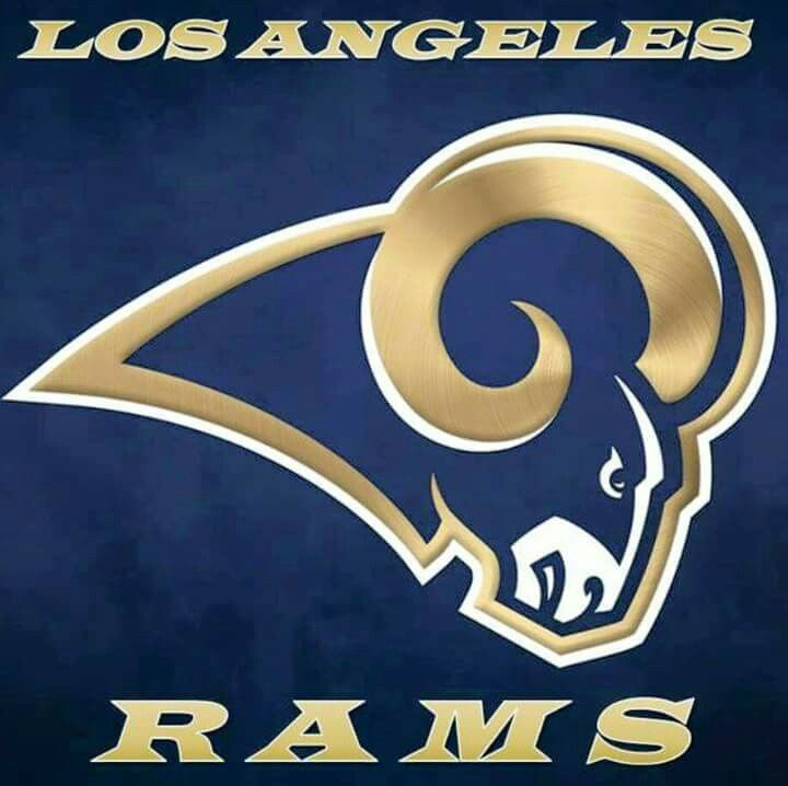 La Rams Baby Los Angeles Rams Logo Los Angeles Rams Rams Football