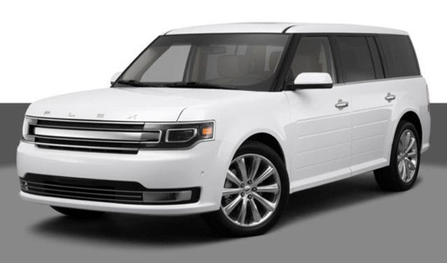 2017 Ford Flex Is One Of The New Iconic Automobile Items Of Ford