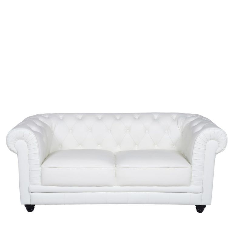 White Leather 2 Seater Sofa Best Collections Of Sofas And Couches Sofacouchs Com Best Leather Sofa Leather Sofa Sofa