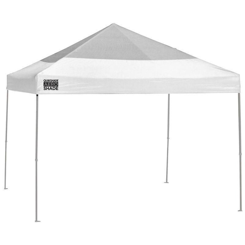 Quik Shade Weekender Elite Aero Shade Mesh 10x10 Instant Canopy with Shade Cover #157473  sc 1 st  Pinterest & Quik Shade Weekender Elite Aero Shade Mesh 10x10 Instant Canopy ...