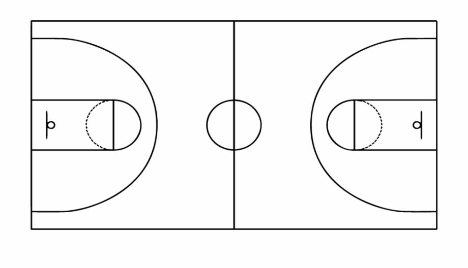 Basketball Court Lines Png Basketball Court Layout Basketball Court Flooring Basketball Court Measurements