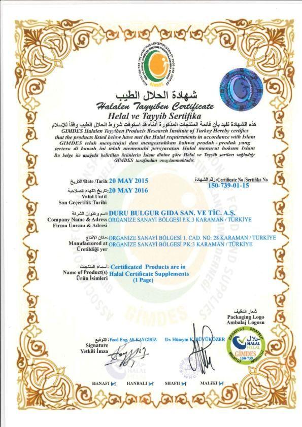 Halal Certification Gulfood Pinterest Halal Certification