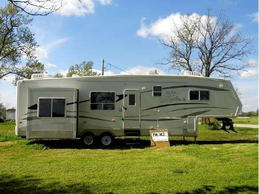 Check Out This 2005 Jayco Designer 35clqs Listing In Lafontaine