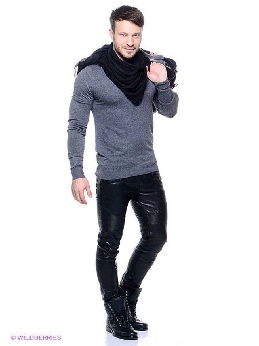 "68e5d2ec5a38 svenmcfat  ""Cool © ""   Leather   Pinterest   Zukunft und Leder"