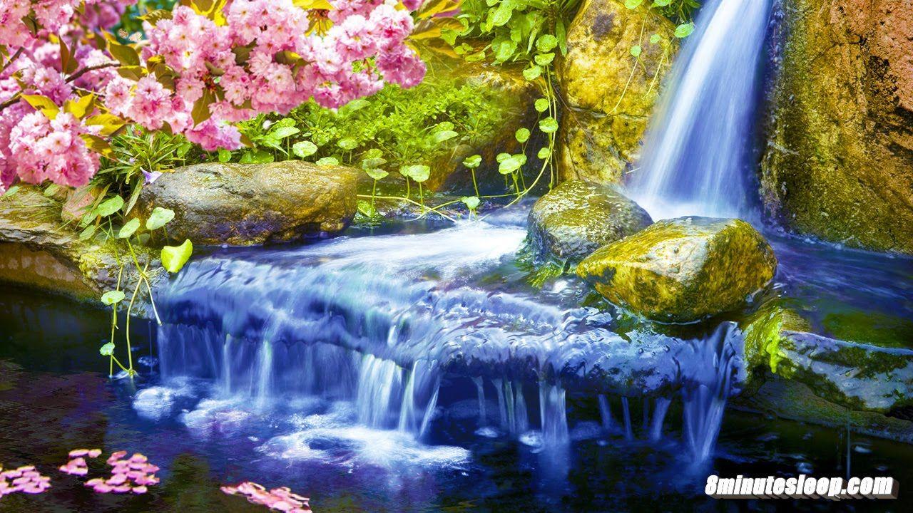 Japanese Garden Calming Sounds Zen Peace Relax Sleep Study