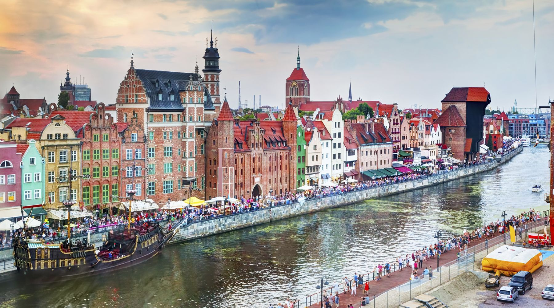 Gdansk Poland Can One Painting Tell The History Of A