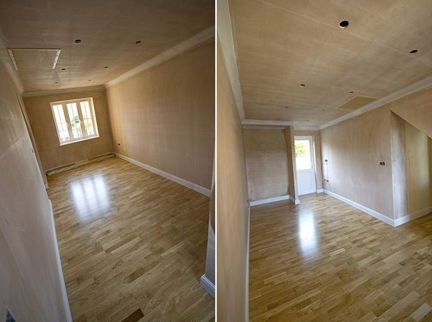 Convert Your Garage To A Living Space Homebuilding Renovating Utility With Occasional Bed Converted Garage Garage Bedroom Conversion Und Garage Bedroom