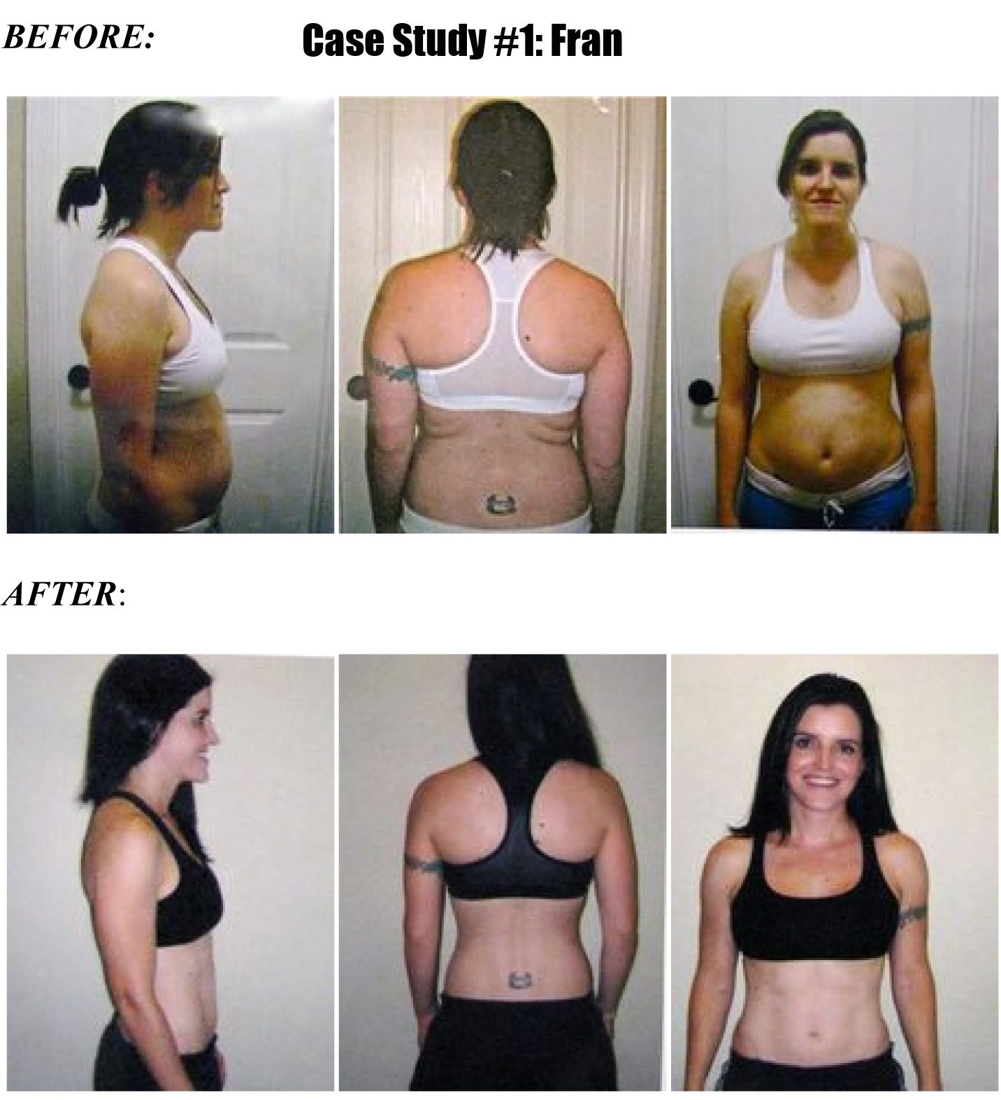 Before and after women crossfit health foods have more sugar than a girl from work is doing crossfit and she is in outstanding shape paleo diet crossfit exercise lean and healthy ccuart Image collections