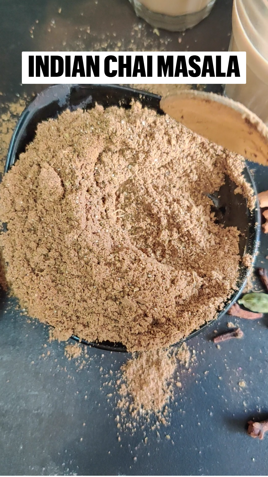 Indian Chai Masala