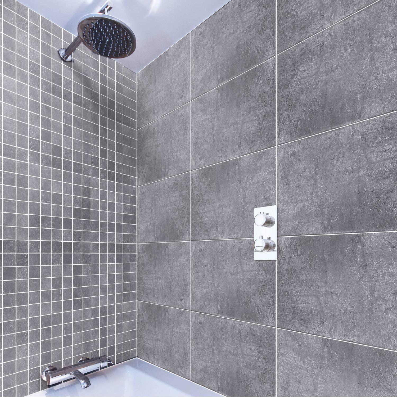 Mosaique Vestige Premium Gris 5x5 Cm Tile Patterns Tile Floor Bathrooms Remodel