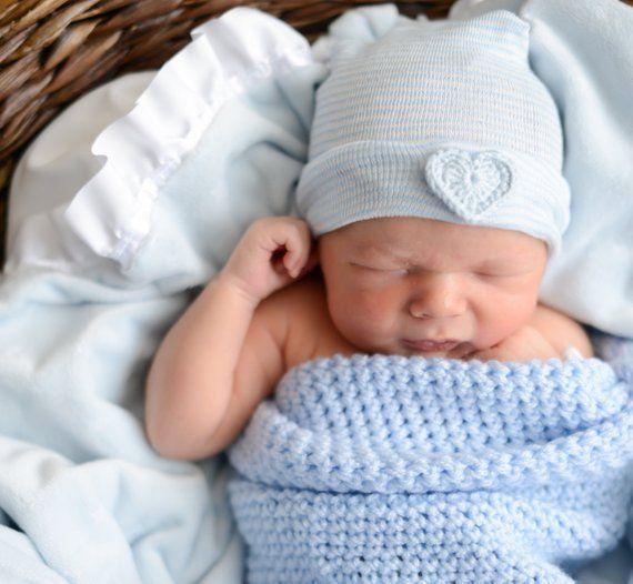 2e53499b16f baby boy newborn hospital hat