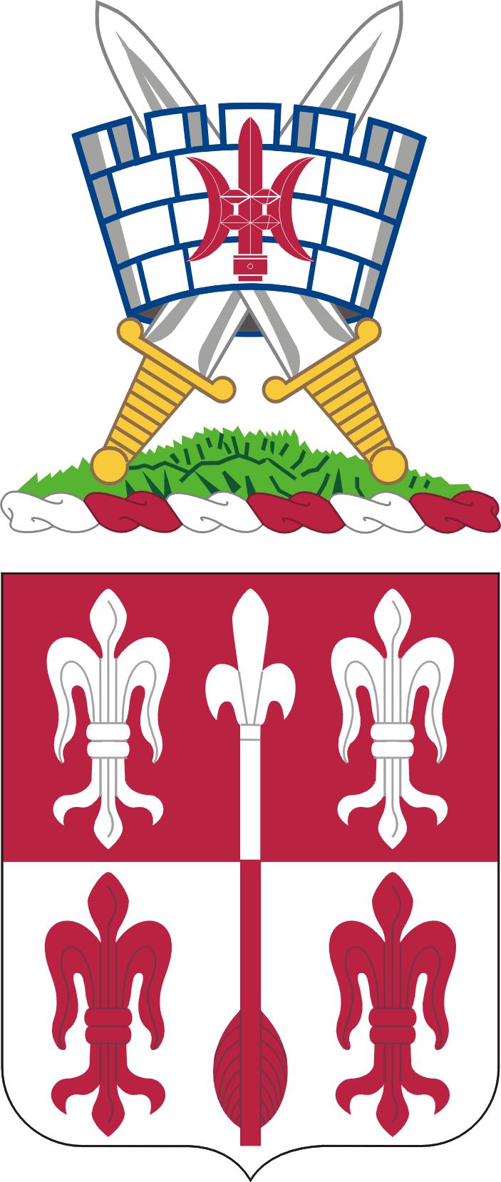 299th Engineer Battalion Battalion Arms Engineering