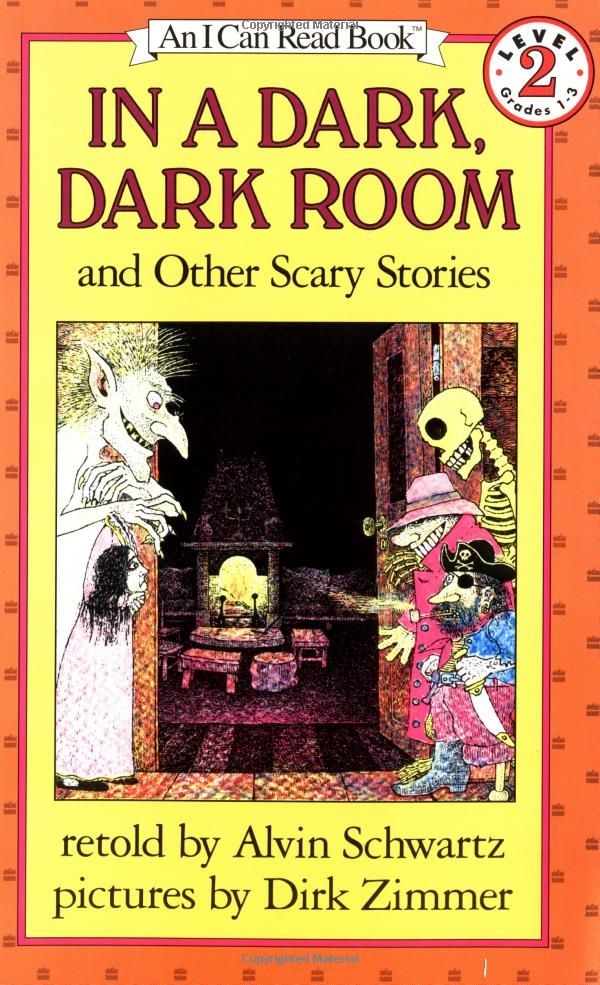 I loooved these scary stories in 2nd grade