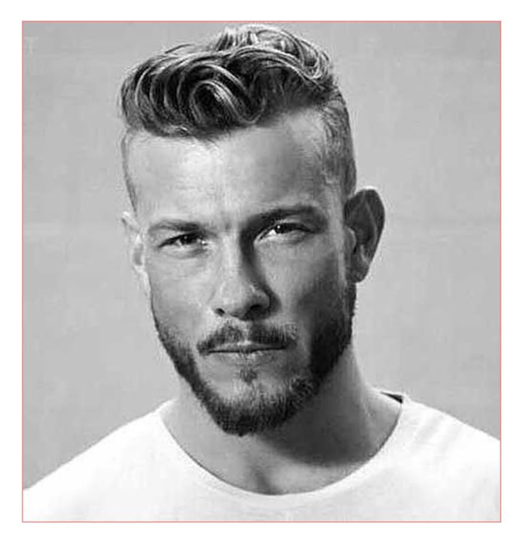 Neue populäre männliche Frisuren #kurzhaarfrisuren #27 ...