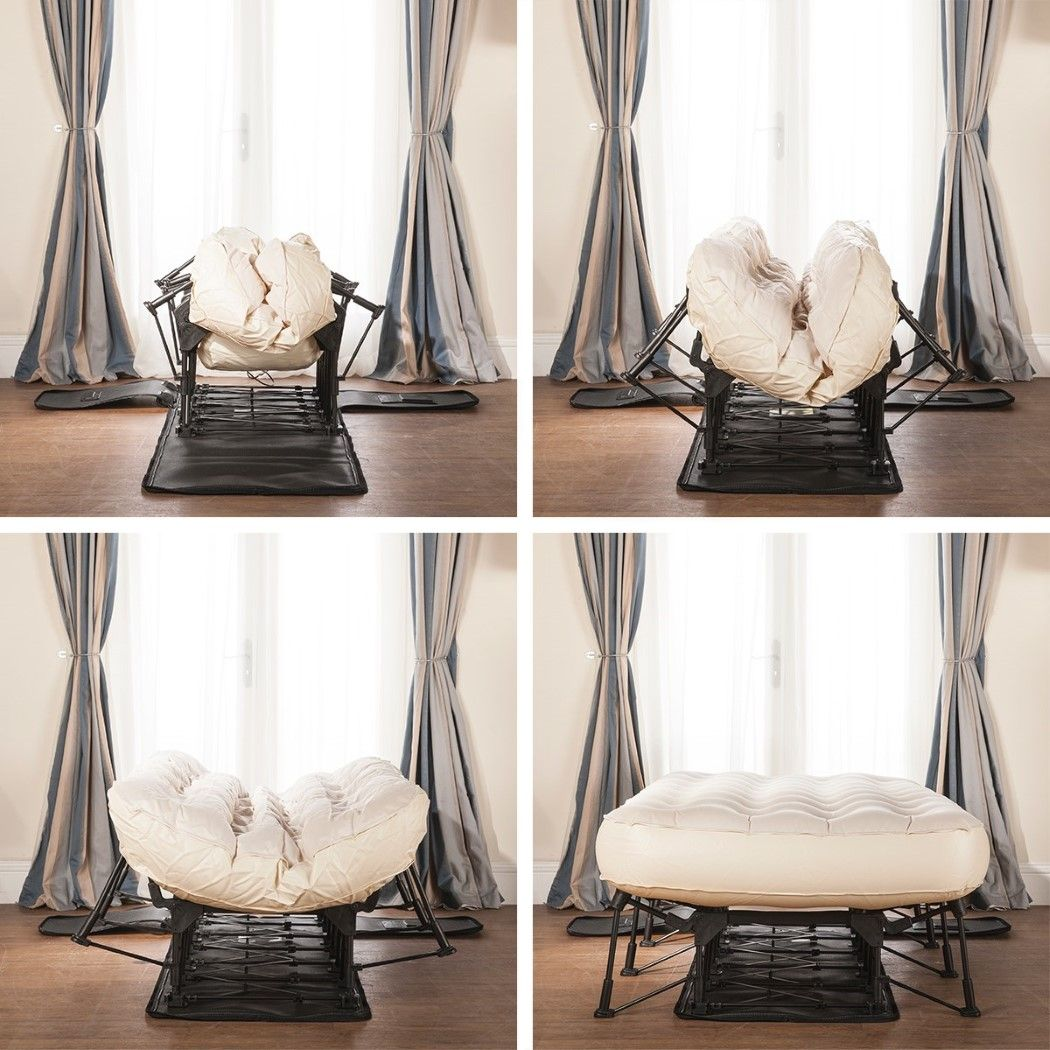 ivation_ez_bed_3 Air mattress, Mattress, Coleman air