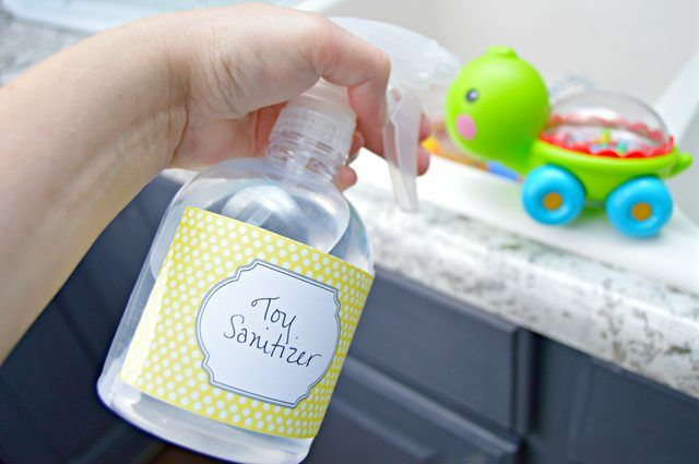 How to Disinfect Baby Toys With a Home Remedy | Baby stuff