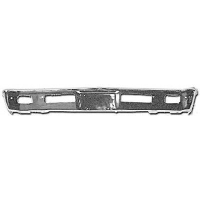 1968 1969 Chevy Nova Bumper Face Bar Front Chrome Chevy Nova Chevy Nova