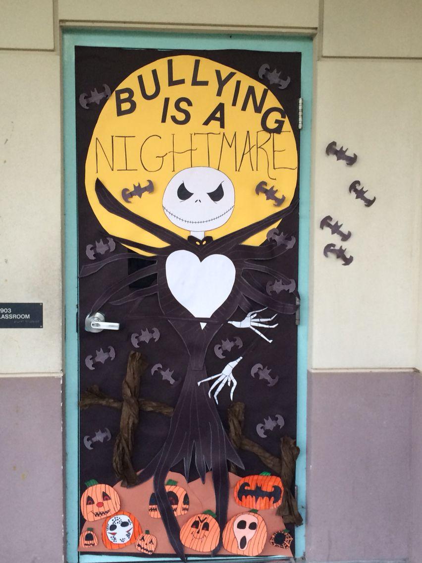 Bullying Door Decoration