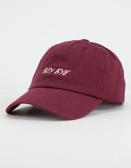 c969ecb7167 Boy Bye Dad Hat