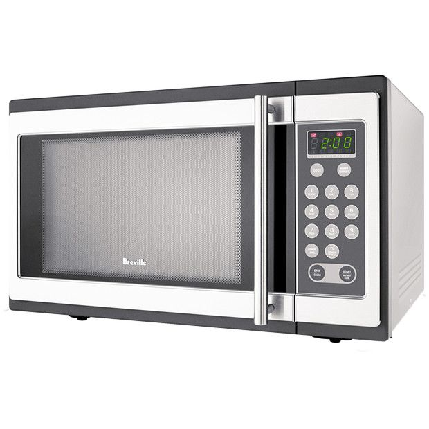 Breville 34l Stainless Steel Microwave Bmo300 Target Australia
