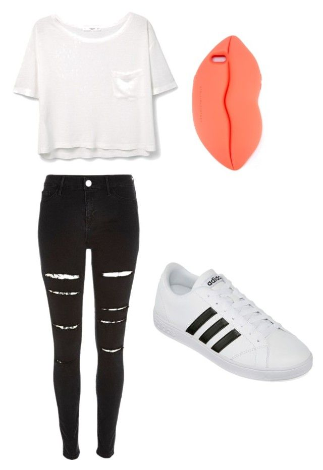 Movie date   My Polyvore Finds   Movie dates, Adidas