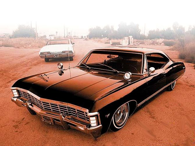Impala Cars Hd Wallpapers Classic Muscle Cars Chevy Impala Cars