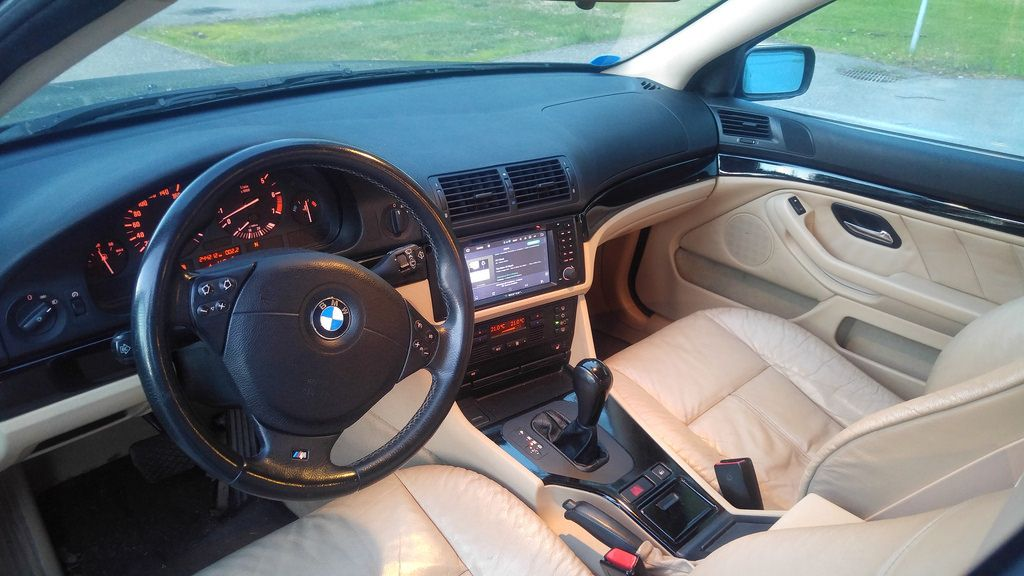 Image Result For E39 Black Interior Bmw E39 Bmw E39 Bmw