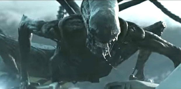 a psychoanalysis on ridley scott's alien Alien: covenant is the new film by director ridley scott, and exists somewhere between two of his previous films, prometheus (2012) and alien (1979) the film exist.