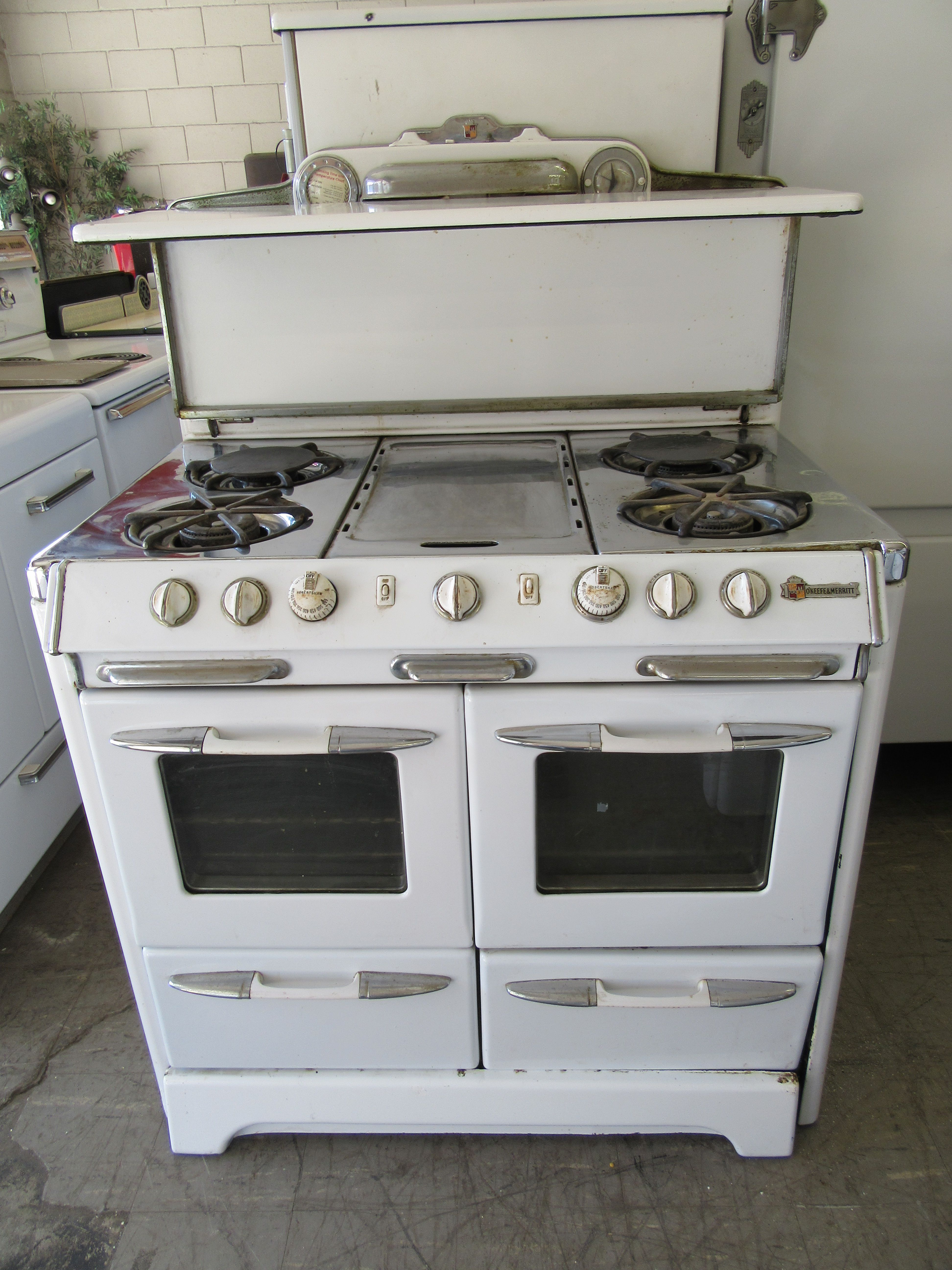 Vintage Style Stoves