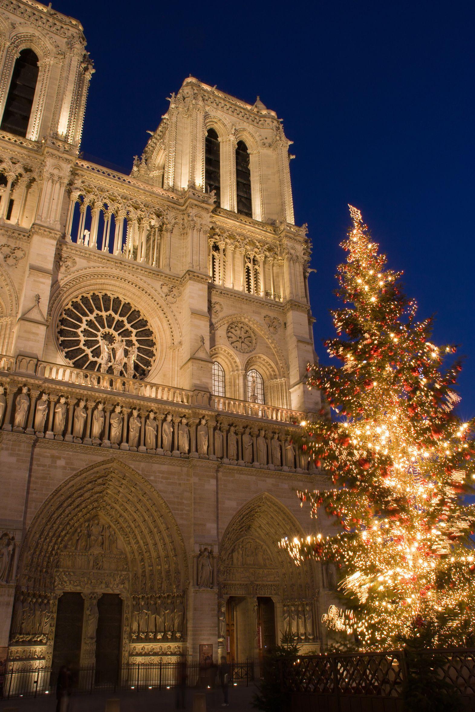 Vivi Parigi sotto le feste di Natale. Guarda le migliori