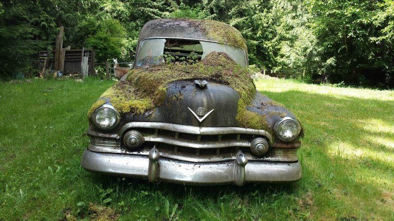1950 Cadillac Hearse By Superior