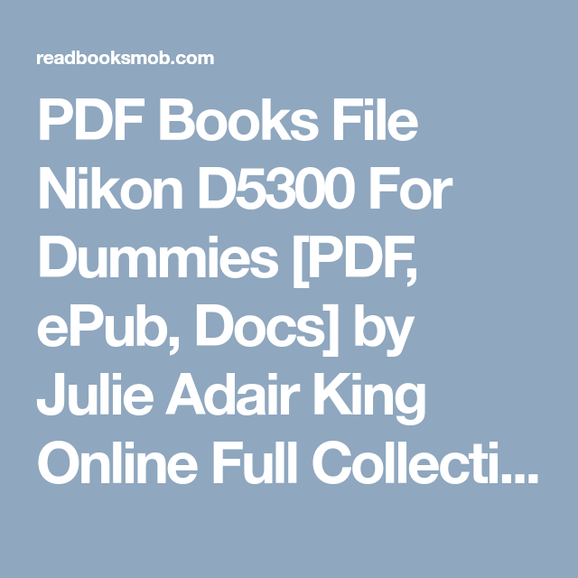 For Dummies Collection Pdf