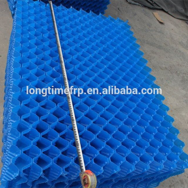 Natural Draft Cooling Tower Fill Large Cooling Tower Fill Pvc S Wave Cooling Tower Fills For Industrial Use Cooling Tower S Wave Cool Stuff